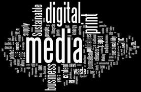 New media cloud