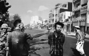 Eddie Adams Photo of Vietcong