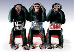 Media hear and see no evel