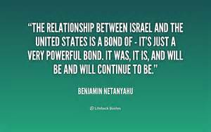 Netanyahu and bond with Congress