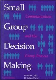 Ellis and Fisher decision-making book