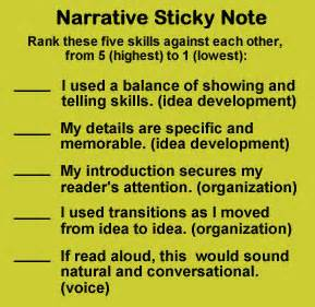 narrative as argument
