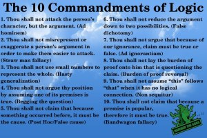 10-commandments-of-Logic